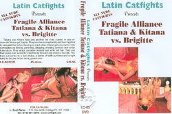 Fragile Alliance Tatiana & Kitana VS. Brigitte