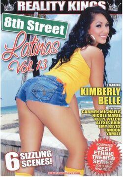 8th Street Latinas #13