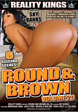 Round and Brown #20
