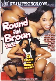 Round and Brown #7