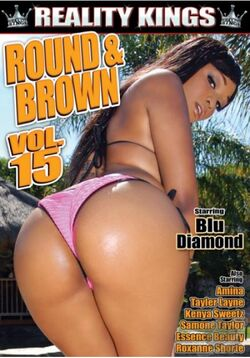 Round and Brown #15