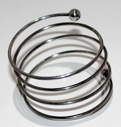 For Shared Cock Ring Spiral 45MM