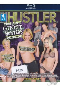 This Ain\'t The Ghost Hunters XXX (Blu-ray)