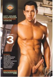 Hot House Backroom Exclusive Videos #03 DVD