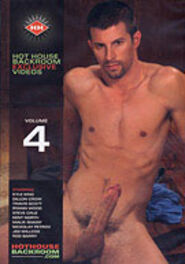 Hot House Backroom Exclusive Videos #04 DVD