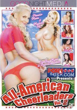 All American Cheerleaders #02