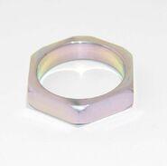 Aluminium Hexagonal Cock Ring