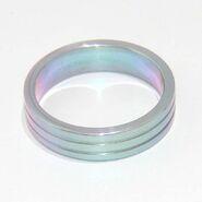 Aluminium Groove Cock Ring