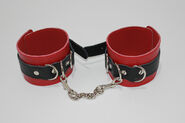 Simple Wrist or Ankle Cuffs With Studs
