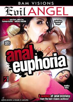 Anal Euphoria (2 Disc)