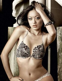 Baci Animal Microfibre Convertible Bra