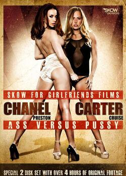 Ass Versus Pussy (2 Disc Set)