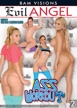 Ass Workout (2 Disc)
