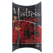 Aphrodisia Red Leopard Mistress Bondage Kit Red