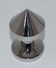 Ace of Spades Steel Butt Plug