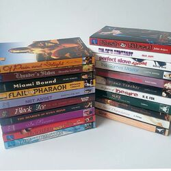 Adult Novel Mix 10 Pieces