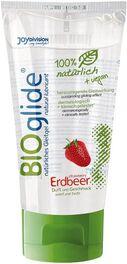 Bioglide Strawberry Lubricant 80ml