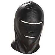 Bondage Executioner Gimp Hood Faux Leather