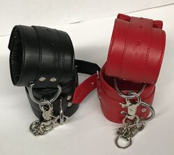 Bondage Fanatic Wrist or Ankle Restraints