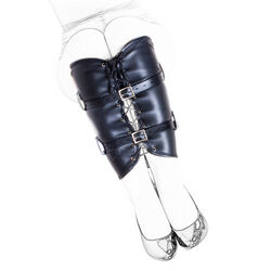 Pinned BDSM Leg Binder