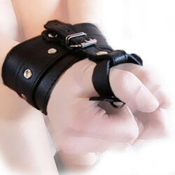 Bondage Wrist/Ankle and Thumb Restraints