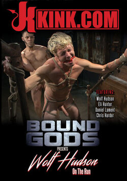 Bound Gods- Wolf Hudson on the Run
