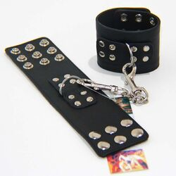 Black stunner Wrist/Ankle Restraints