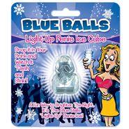Blue Balls Ice Cube