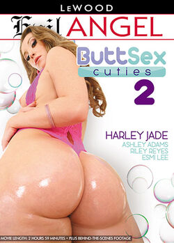 Buttsex Cuties #02