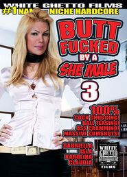 Butt Fucked By A She Male #03