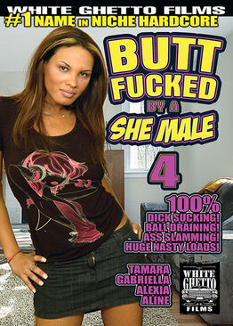 Butt Fucked By A She Male #04