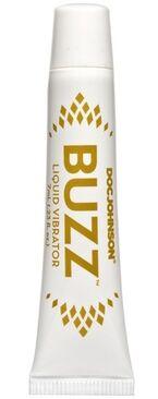 Buzz Liquid Vibrator Gel