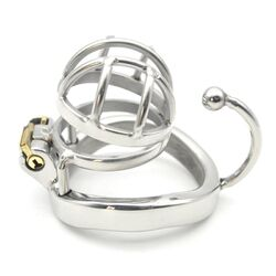 Ball Hook Condemned Penetration Cage