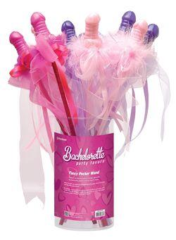 Bachelorette Party Favors Fancy Pecker Wand