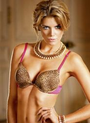 Baci Deep V Push up Bra