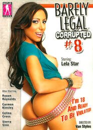 Barely Legal Corrupted # 8