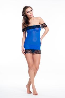 Charman Skin Tight Dress