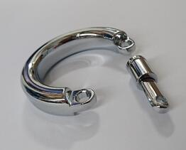 Chastity Device Testical Ring