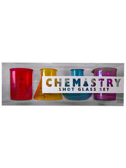 Chemistry Shot Set