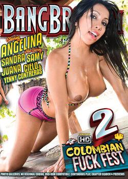 Colombian Fuck Fest #02