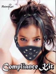 Compliance Bondage Mask