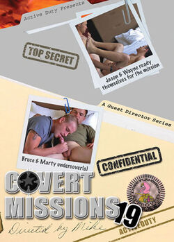 Covert Missions #19