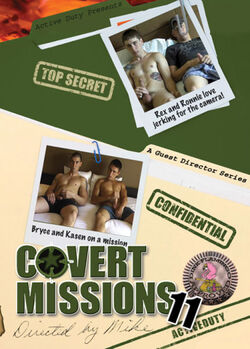 Covert Missions # 11