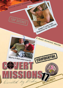 Covert Missions # 17