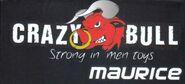Crazy Bull Maurice Masturbator Vibrating