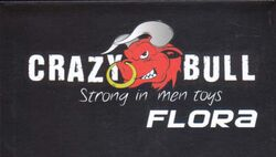 Crazy Bull Flora Masturbator Non Vibrating