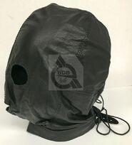Cafe Bondage Leather Hood