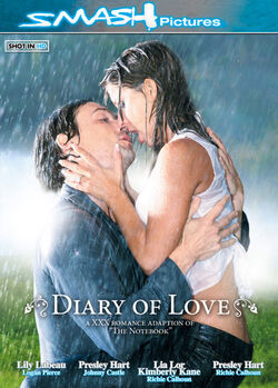 Diary of Love: A XXX Romance Adaption of the Notebook