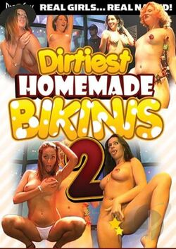 Dirtiest Homemade Bikinis #02
