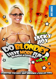 Do Blondes Have More Fun #02